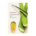 Innisfree it's Real Squeeze Mask - Aloe 鲜榨面膜 - 蘆薈