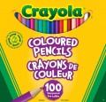 Crayola 100色木顏色筆 (加拿大版本)