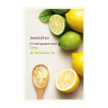Innisfree It's Real Squeeze Mask - Lime 鮮榨面膜 - 檸檬
